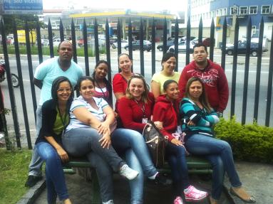 Equipe Itaucred Norte - Fábrica II (gerente: Juliana Nogueira)