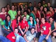 Equipe filial Goiânia (gerente: Luciano Perrin)