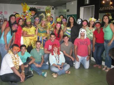 Equipe filial Vitória (gerente: Tatiane Gomes)