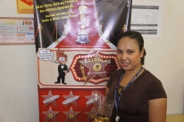 Fernanda Rosa (recuperadora premiada equipe BMG - Fábrica I)