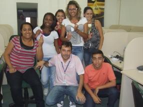 Equipe Safra - Fábrica I (gerente: Jheisa Bridi)