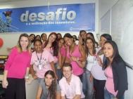 Equipe BV Telecobrança - Fábrica I (gerente: Jheisa Bridi)