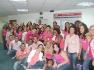 Equipe Itaucred e Fiat Sudeste - Fábrica II (gerente: Marcelo Pires)