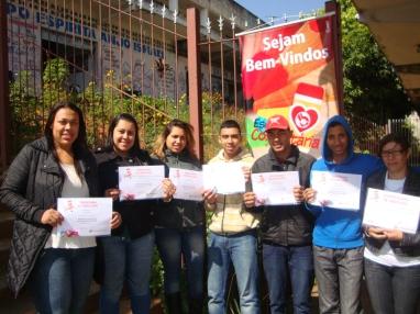 Participantes dos dias 09 e 10/05