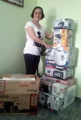 Marcia Aparecida (premiada filial SPA1)