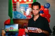 Colaborador comprou chocolate Hershey's