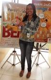 Marcia Regina Neves (recuperadora premiada - filial Curitiba)