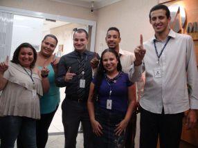 Equipe BMG Amigável (filial São Paulo 4)