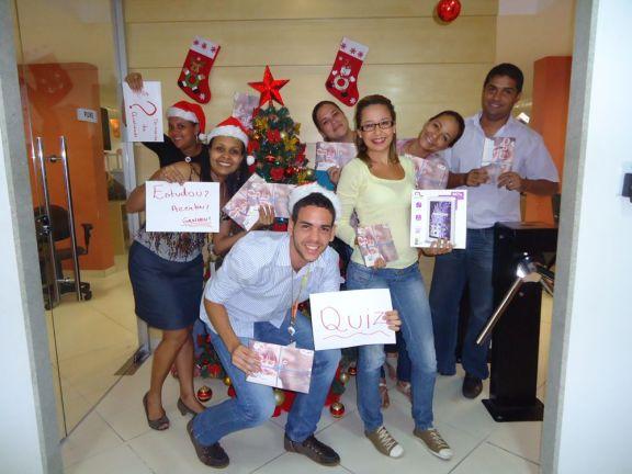 """""""Semana da Qualidade"""" - colaboradores premiados (SSAII)"""