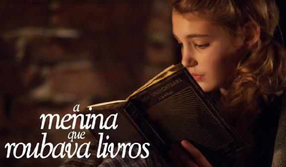 """Filme """"A Menina que Roubava Livros"""""""