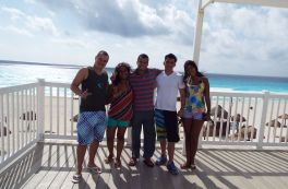 Talentos Localcred em Cancun